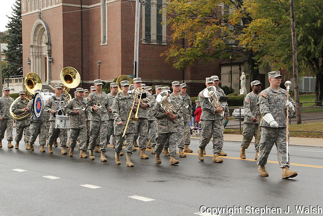 37th Annual Roslindale Parade celebrating our Veterans