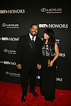 "O'Shea ""Ice Cube"" Jackson and Kimberly Jackson Attend BET Honors 2014 Honoring The Queen of Soul, Aretha Franklin, Motown Records Founder and Creator of the MOTOWN THE MUSICAL, Berry Gordy, American Express CEO & Chairman, Ken Chenault, Visual Artist Carrie Mae Weems and Entertainment Trailblazer Ice Cube. Hosted by Actor and Comedian, Wayne Brady Held at Warner Theater in Washington, D.C."