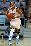 21 December 2013: North Carolina's Latifah Coleman. The University of North Carolina Tar Heels played the High Point University Panthers in an NCAA Division I women's basketball game at Carmichael Arena in Chapel Hill, North Carolina. UNC won the game 103-71.
