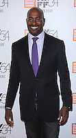 """NEW YORK, NY-September 30:Van Jones  at 54th New York Film Festival - Opening Night Gala Presentation And """"13th"""" World Premiere at Alice Tully Hall at Lincoln Center in New York. September 30, 2016. Credit:RW/MediaPunch"""