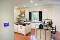 Square Design Touch Remote Kitchen