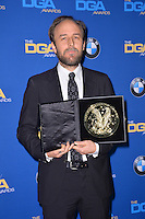 Derek Cianfrance at the 69th Annual Directors Guild of America Awards (DGA Awards) at the Beverly Hilton Hotel, Beverly Hills, USA 4th February  2017<br /> Picture: Paul Smith/Featureflash/SilverHub 0208 004 5359 sales@silverhubmedia.com