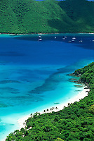 Cinnamon Bay.St. John.Virgin Islands National Park