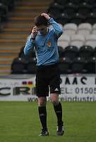 St Mirren v Falkirk Under 20's 050514