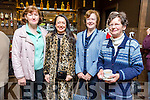At the Tralee 800 Conference at the Rose Hotel on Saturday were Ann Carney, Marie O'Sullivan, Ann Miles , Catherine McMullen