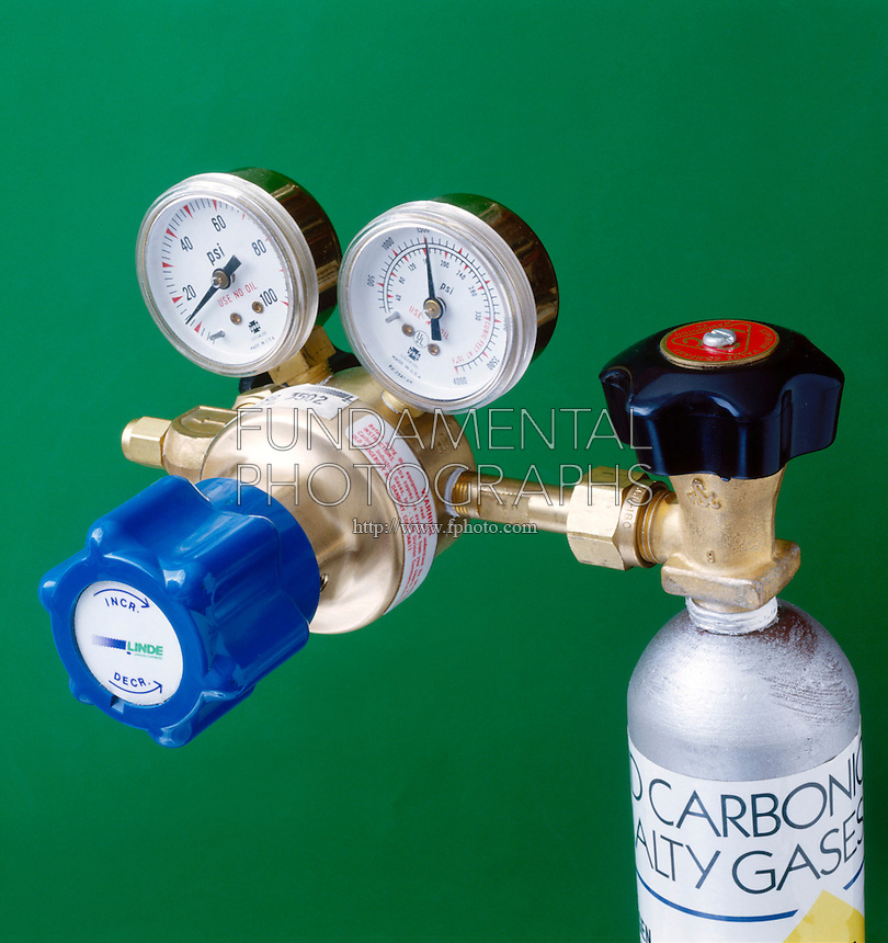 GAS REGULATOR (VALVE)<br />