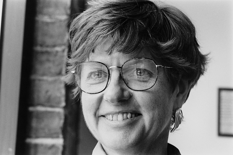 Jean Hay Bright ran for the U.S. House in Maine in 1994 as a Democrat. Photo taken in October 1993. (Photo by Maureen Keating/CQ Roll Call)