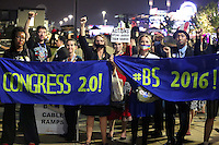 PHILADELPHIA, PA - JULY 26: Scene pictured during The 2016 Democratic National Convention day 2 at The Wells Fargo Center in Philadelphia, Pennsylvania on July 26, 2016. Credit: Star Shooter/MediaPunch