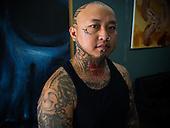 Kani Xiong, Tattoo Artist