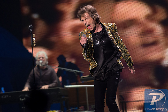 May 11, 2013 - The Rolling Stones - MGM Grand Garden Arena