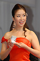 Japan Best Jewellery Dresser Award Winner of 40's category Miki Maya attends the 20th Japan Best Jewellery Wearer Awards during the International Jewellery Tokyo at Tokyo Big Sight. 21 January, 2009. (Taro Fujimoto/JapanToday/Nippon News)