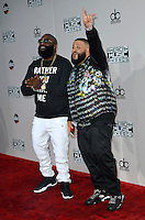 LOS ANGELES, CA - NOVEMBER 20: Rick Ross, Dj Khaled at the 44th Annual American Music Awards at the Microsoft Theatre in Los Angeles, California on November 20, 2016. Credit: Koi Sojer/Snap'N U Photos/MediaPunch