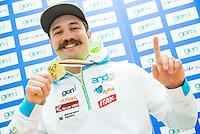20150127: SLO, Ski Cross - Filip Flisar, World Champion in ski cross 2015 Kreischberg