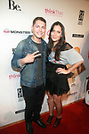 Recording Artist Cris Cab and Designer Stacy Igel-Arrivals-Boy Meets Girl Forever Young Fashion Show Held at Style 360, NY  9/12/12