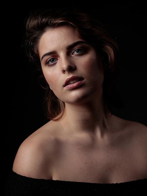 2017 - JAN 15 - Paris, France, Leeloo Jovich - Beauty Shoot