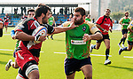 17-2-13 Rugby - CAU Valencia vs Helvetia Sevilla
