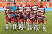 17/18 US Soccer Development Academy Championship Final FC Dallas vs. Vancouver; July 22, 2012