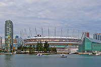 BC Place Opening Night September 30 2011