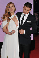 Amy Adams and Jeremy Renner at the &quot;Arrival&quot; 60th BFI London Film Festival Royal Bank of Canada gala film screening, Odeon Leicester Square cinema, Leicester Square, London, England, UK, on Monday 10 October 2016.<br /> CAP/CAN<br /> &copy;CAN/Capital Pictures /MediaPunch ***NORTH AND SOUTH AMERICAS ONLY****