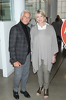 NEW YORK, NY - OCTOBER 22: Joseph Abboud and Martha Stewart attend Martha Stewart's American Made Summit on October 22, 2016 in New York City. Credit: Diego Corredor/Media Punch