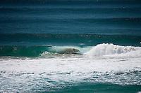 DEAN MORRISON (AUS) surfing at Kirra during the Cyclone Jasper swell, the Superbank, Coolangatta , Queensland, Australia.  Photo: joliphotos.com