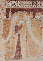 Frescoes of St Clement's Church, Ashampstead
