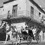 Horse and Carriage, Havana, Cuba