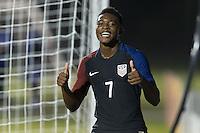 LAKEWOOD RANCH, FL - December 2, 2016: The U.S. Men's National team U-17s vs Turkey. 2016 Nike International Friendlies at Premier Sports Campus.
