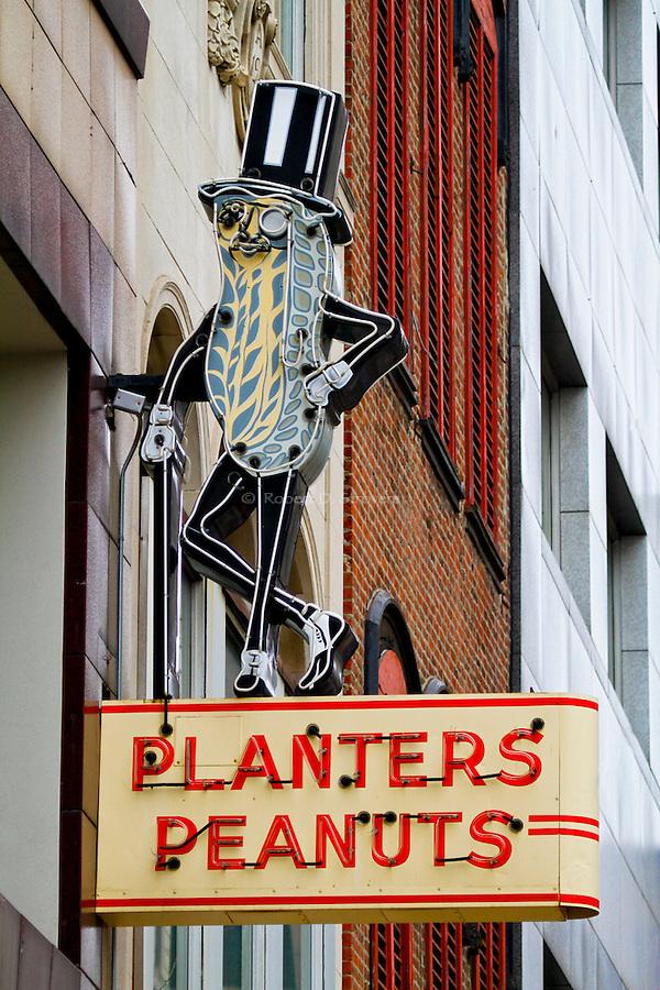 Ohio - Mr Peanut, Columbus
