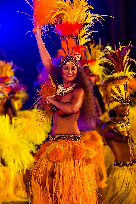 Tahiti-Heiva Festival-Dancing