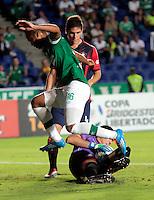 Deportivo Cali V.S. Cerro Porteño 12-02-2013