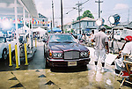 Lil Wayne brings his video on set of his video in New Orleans, Louisiana.  Photo credit:  Presswire News/Elgin Edmonds
