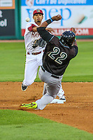 2014 September 3 Kane County Cougars @ Wisconsin Timber Rattlers