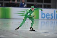 SCHAATSEN: AMSTERDAM: Olympisch Stadion, 28-02-2014, KPN NK Sprint/Allround, Coolste Baan van Nederland, Annette Gerritsen, ©foto Martin de Jong
