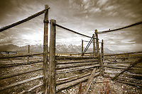 Teton Corral with a View - Wyoming<br />