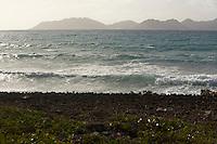 Anguilla, Caribbean - view of st martin