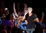 Enrique Iglesias performs during the annual Wal-Mart Shareholder's meeting in 2June of 2010 in Fayetteville, Ark.