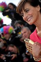 Inès de La Fressange - 65th Cannes Film Festival