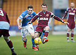 St Johnstone v Stenhousemuir&hellip;21.01.17  McDiarmid Park  Scottish Cup<br />Vincent Berry and Blair Alston<br />Picture by Graeme Hart.<br />Copyright Perthshire Picture Agency<br />Tel: 01738 623350  Mobile: 07990 594431