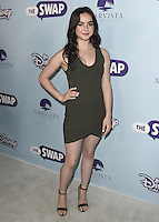 "HOLLYWOOD - OCTOBER 5:  Sarah Gilman at the Los Angeles premiere of ""The Swap"" at ArcLight Hollywood on October 5, 2016 in Hollywood, California. Credit: mpi991/MediaPunch"