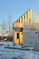Unity House-exteriors