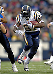 3 December 2006: San Diego Chargers running back LaDainian Tomlinson (21) runs for a 51 yard touchdown against the Buffalo Bills at Ralph Wilson Stadium in Orchard Park, New York. The Charges defeated the Bills 24-21. Mandatory Photo Credit: Ed Wolfstein Photo<br />