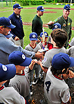 12 June 2011: The Burlington American Athletics win the South End Little League championship game defeating the BA Expos 6-3 at Calahan Park in Burlington, Vermont. Mandatory Credit: Ed Wolfstein Photoz