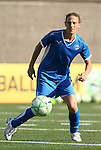 12 July 2009: Boston's Kristine Lilly. Sky Blue FC defeated the Boston Breakers 2-1 at Harvard Stadium in Cambridge, Massachusetts in a regular season Women's Professional Soccer game.