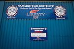 Ramsbottom United v Barwell 03/10/2015