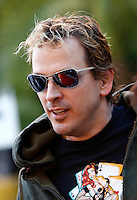 3 March 2007: Celebrity Poker player Phil Laak &quot;The Unibomber&quot;  arrives at the World Poker Tour Invitational for the fifth annual tournament at the Commerce Casino in Los Angeles, CA.