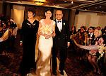 January wedding.Tappan Hill Mansion.Bride gets ready at Ritz Carlton, White Plains.