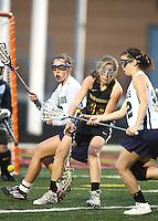 Girls Lacrosse vs Hamilton Southeastern 4-28-11
