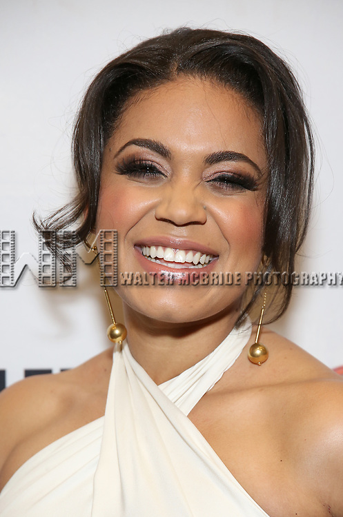 Barrett Doss attends the Broadway Opening Night After Party for 'Groundhog Day' at Gotham Hall on April 17, 2017 in New York City.