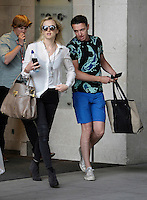 JUL 28 Fearne Cotton leaving BBC Radio 1